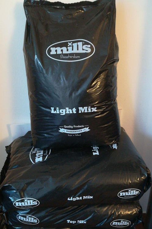 Mills Light Mix 50l mit Perlite