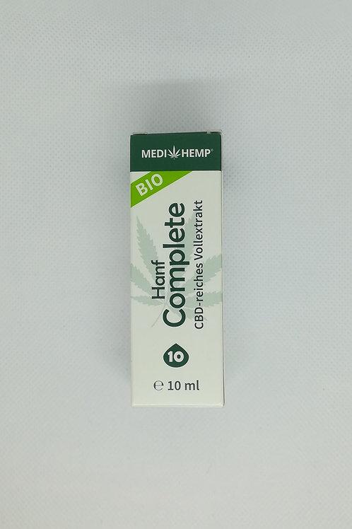 Medihemp CBD-reiches Vollextrakt 10% 10 ml