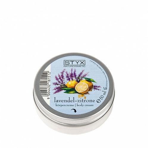 Styx Lavendel Zitrone Körpercreme 50ml