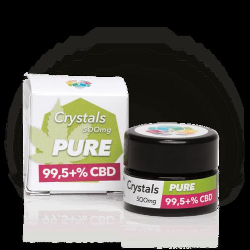 Aromakult Kristalle Pur 500mg / 99,5+ % CBD