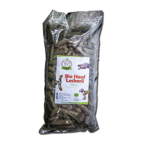 HEMPY Bio Hanf-Leckerlis 1 kg