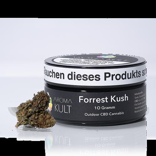 """CBD Blüten """"Forrest Kush"""" 10 g"""