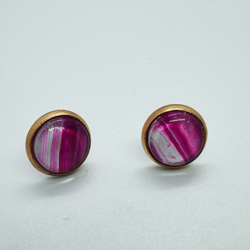 YunyK, 8MM, Rose gold