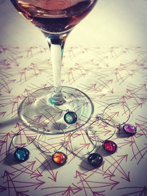 Marqueurs de verre