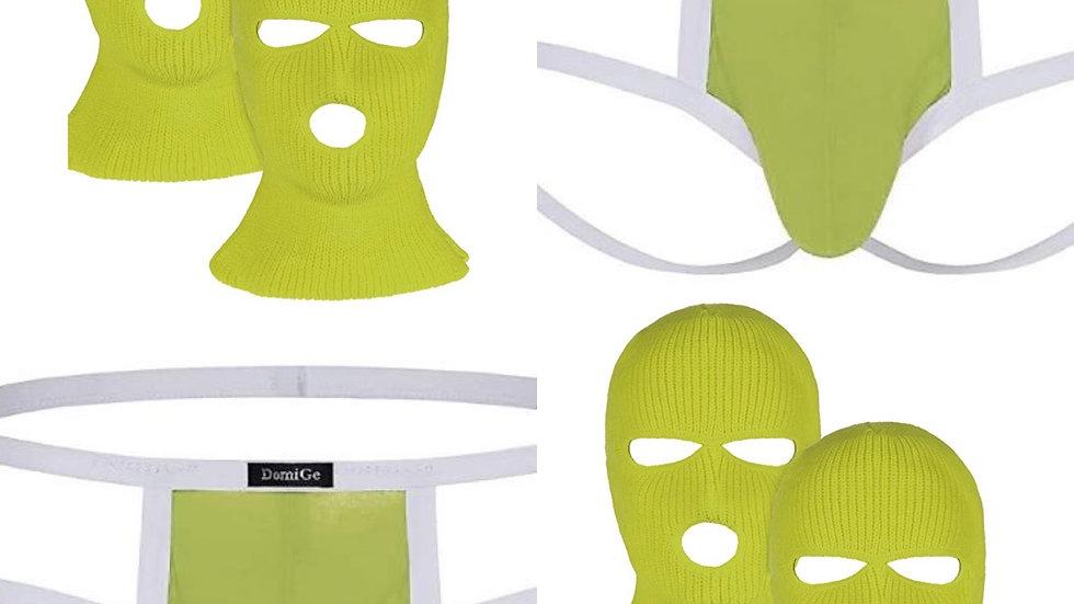 Lime Green Set