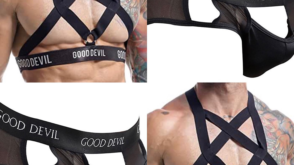 Good Devil Black