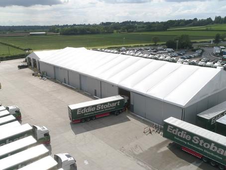 Cross Dock Facility - Eddie Stobart Logistics