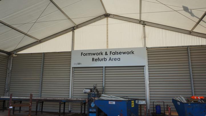 canopy internal workshop