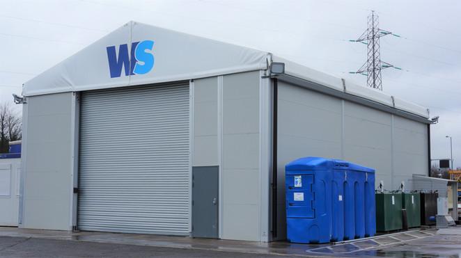 ws temporary building