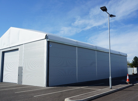 Time Critical Temporary Buildings