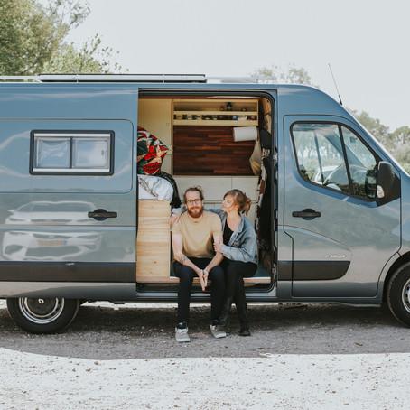 Wonen en werken in een camper: zo doe je dat (niet)