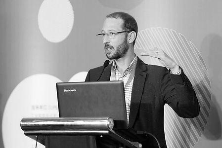 Ezra Satok-Wolman, artist lecture Shanghai Design Week, 2014