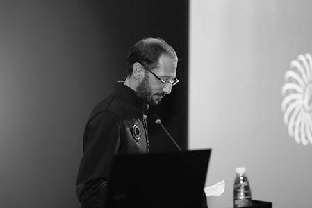 Ezra Satok-Wolman, artist lecture Triple Parade 3, 2016