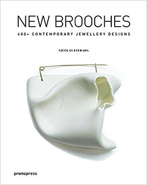 New Brooches: 400+ Contemporary Jewellery Designs