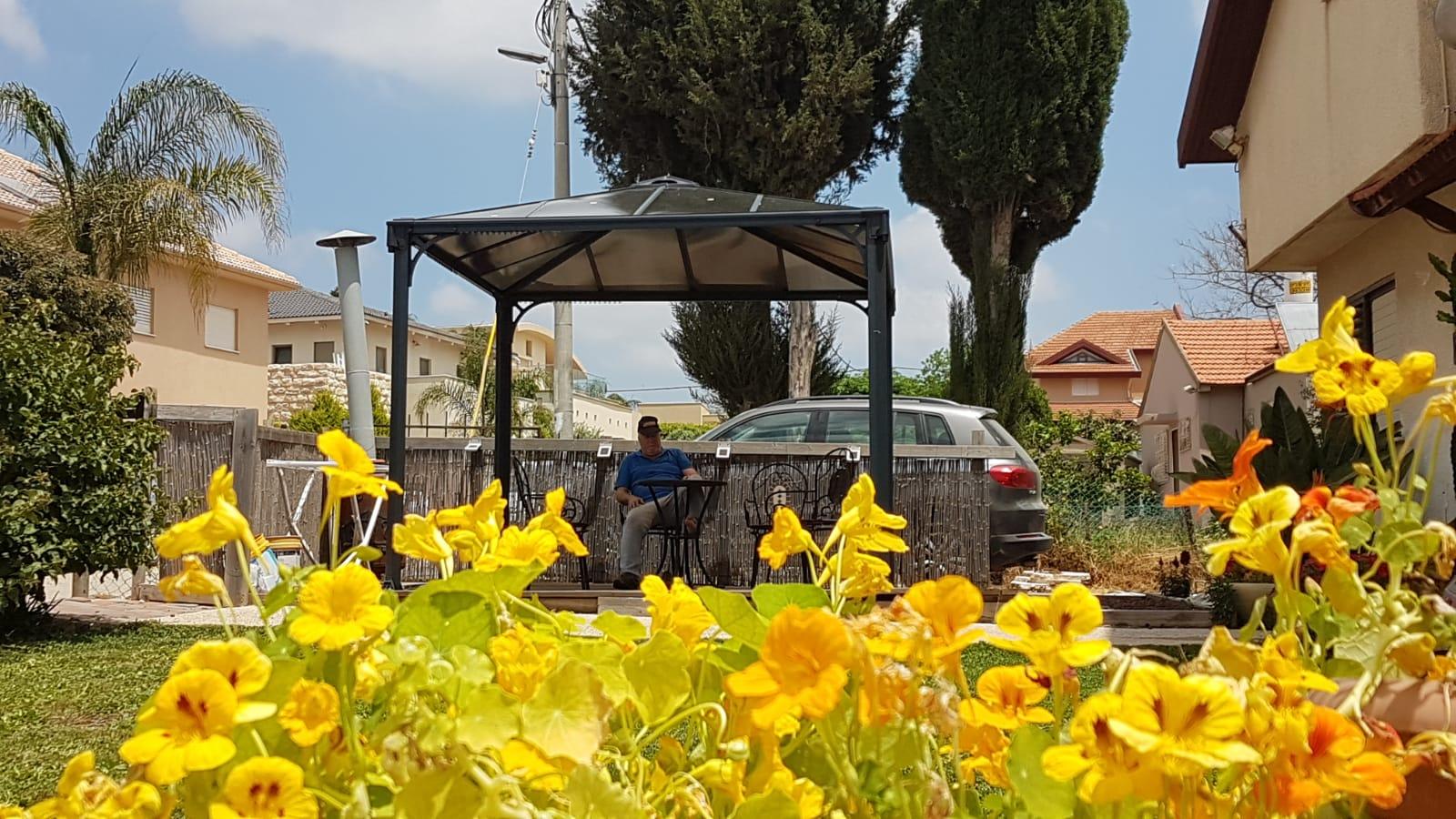 Palermo_3000_Gazebo_Ramat_Yishay_1