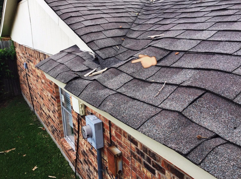 Dallas Roofing Company.