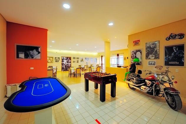 Salão de Jogos