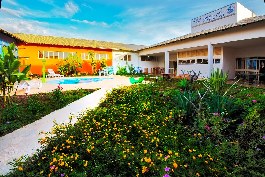Jardim Chappada Hotel