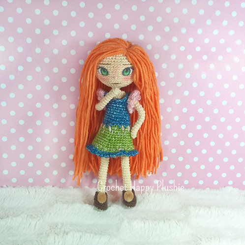 Eliza Scottish Doll