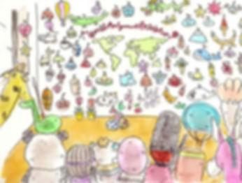 RESOBOX amigurumi exhibition