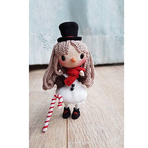 Akiko Snowgirl - Shia Doll