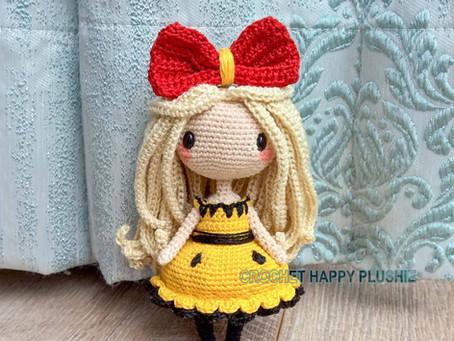 Miyu Crochet Pattern