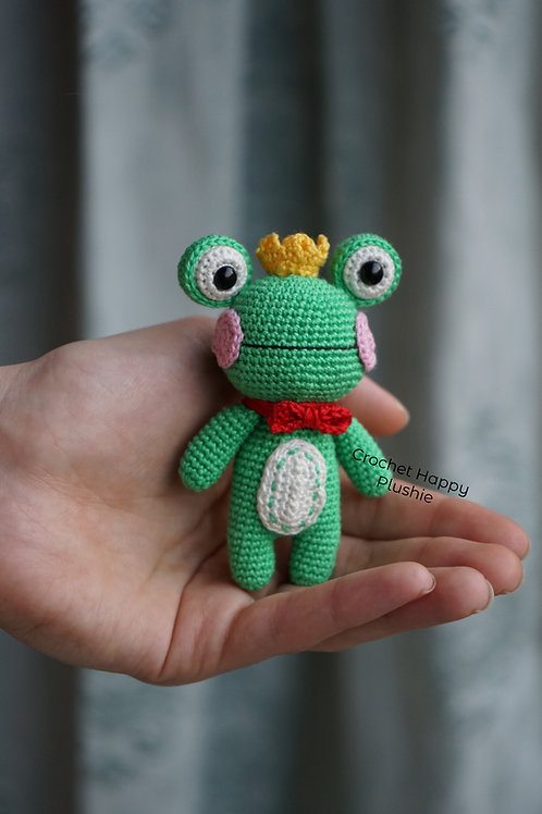 Yipi the Frog