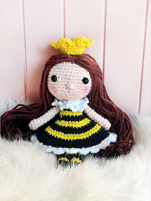 Daisy - Shia Doll - Dutch Pattern