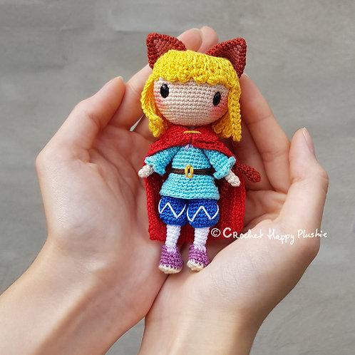 Charlie the Prince - Shia Doll