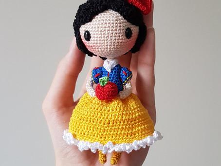 Princess Amy Crochet Pattern