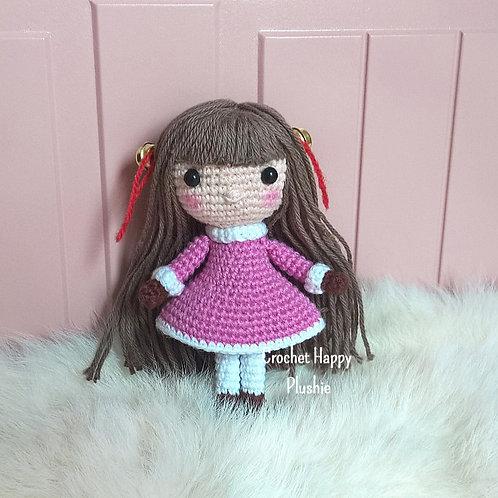 Sakura de Shia Doll Dutch Pattern