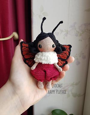 Butterfly Maya