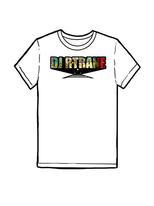 DJ R-Trane T-Shirt (White)