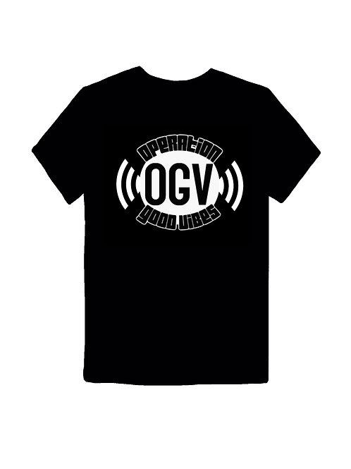 Operation Good Vibes T-Shirt (Black)