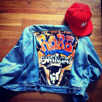 Robb Swinga Denim Jacket 2013