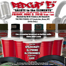 Red Cup 5 Live Broadcast Party June 2016