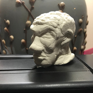 Clay Figure Sculpting 2018