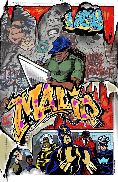 Maliq Griffin-The Calling Card 11x17.jpe