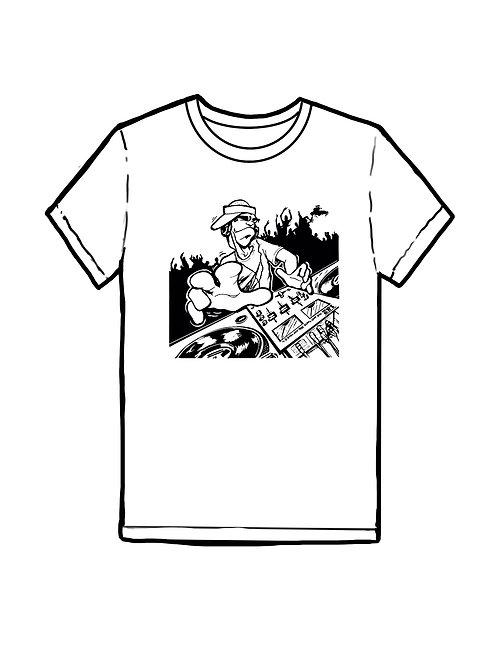 Hand 2 Hand DJ T-Shirt