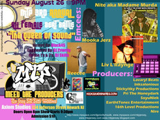MTP (Meet The Producers) Flyer Aug 2007