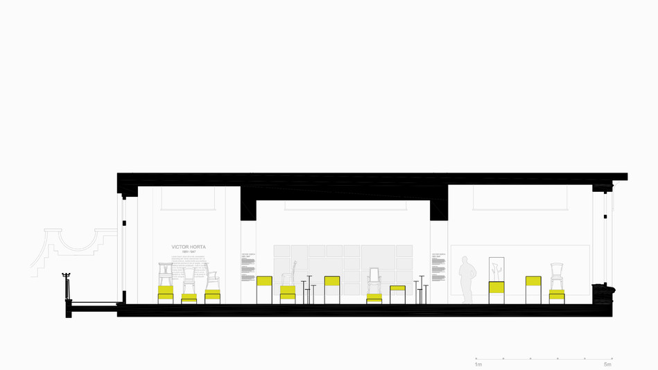 #004 Horta Museum Exhibition Space