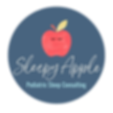 Official Sleepy Apple Logo Circle.png