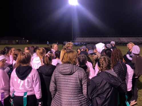 The annual powderpuff game serves a new purpose