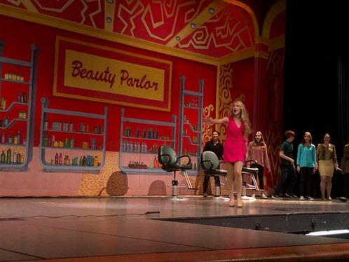 Legally Blonde comes to Holt
