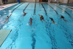 black people swim