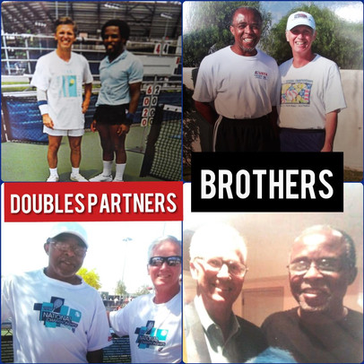 Doubles Partners for Life