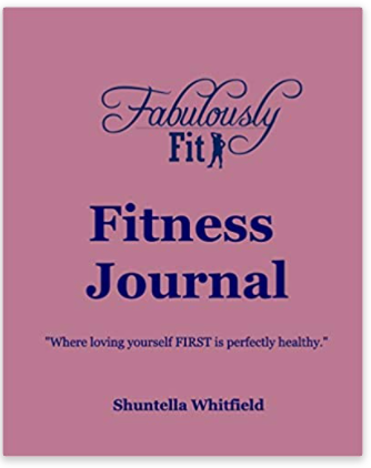 Fabulously Fit Fitness journal