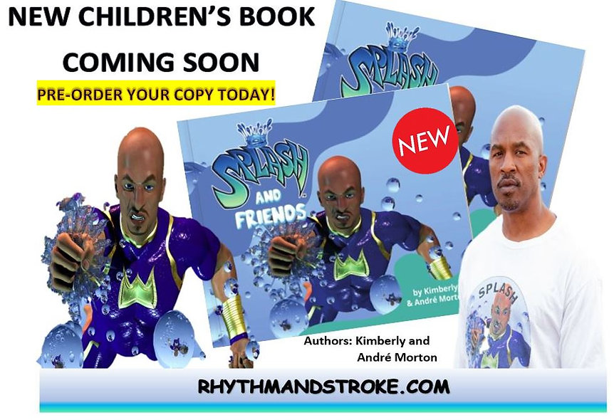 Splash and Friends PRESALE Book & Splash Box