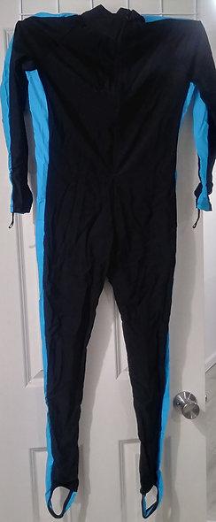 One piece pant wet suit