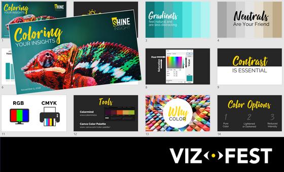Viz-Fest Webinar - Coloring Insights